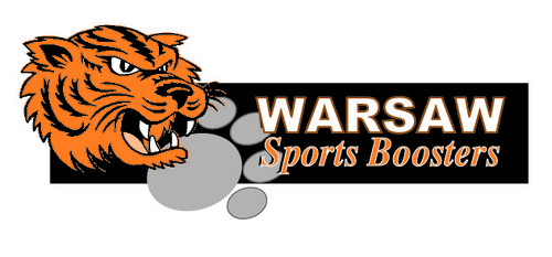 Warsaw Sports Boosters Tiger Logo