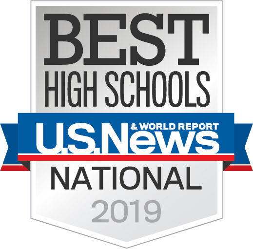 U.S. News and World Reports Best High Schools 2019