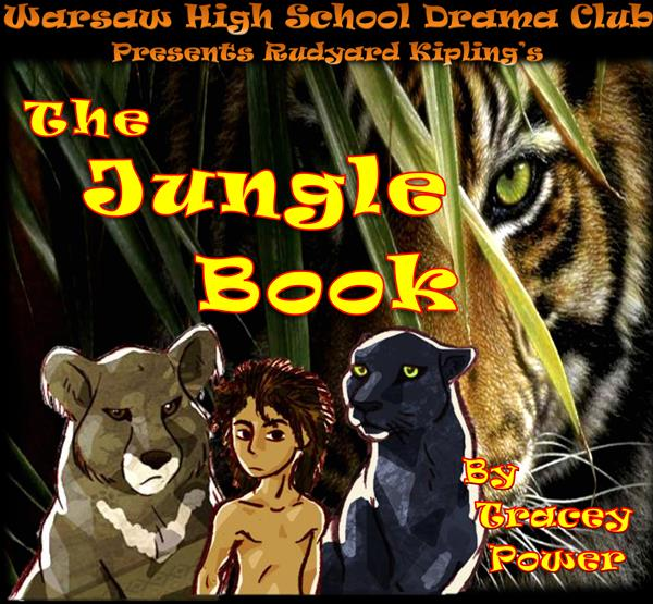 The Jungle Book is the Fall Play!